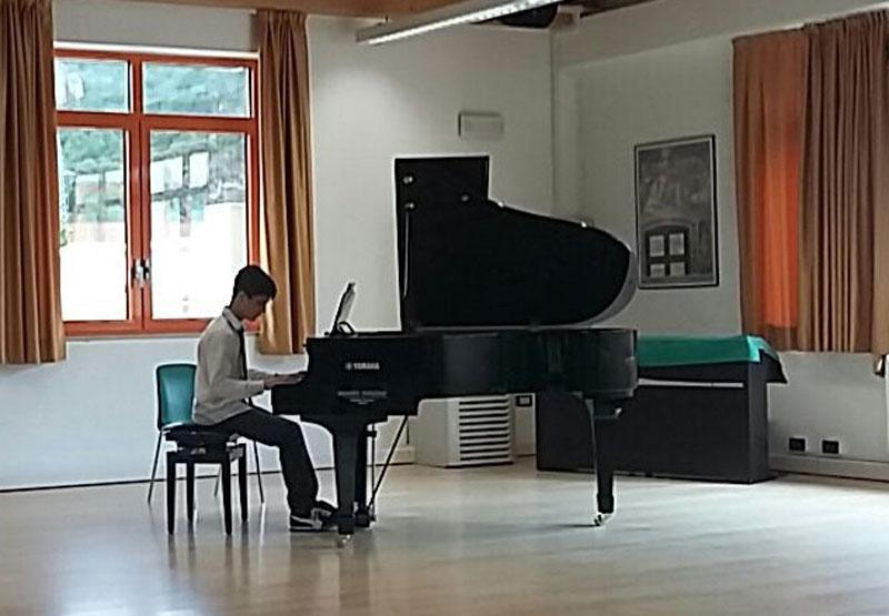 feletto rivarolo pianista