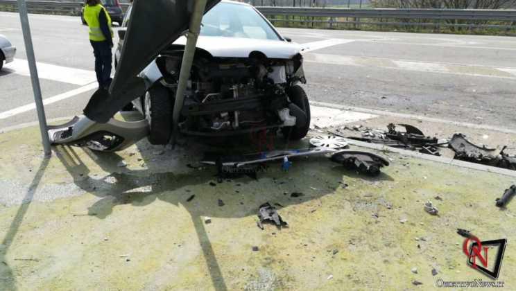 Chivasso Incidente 10