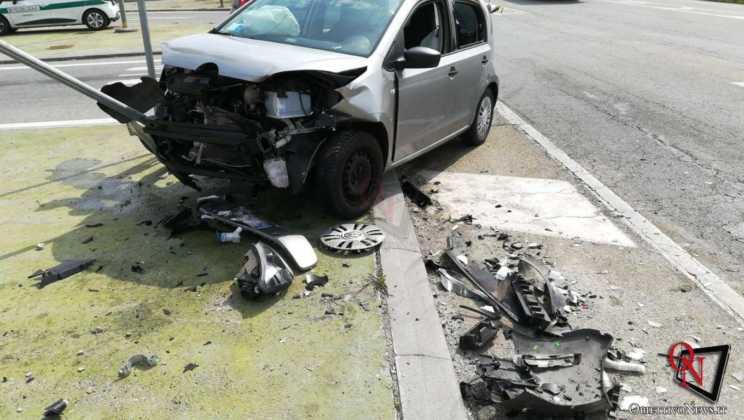 Chivasso Incidente 9