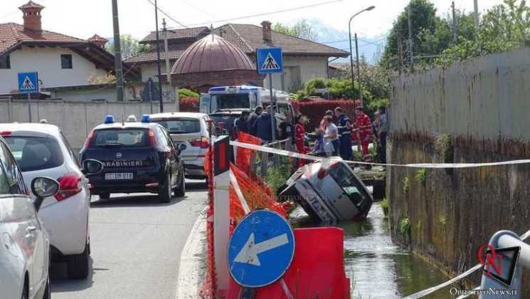 Favria Auto nella Roggia 1