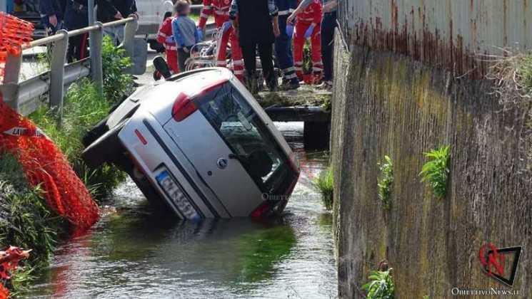 Favria Auto nella Roggia 3