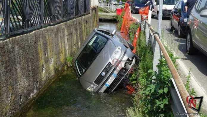 Favria Auto nella Roggia 6