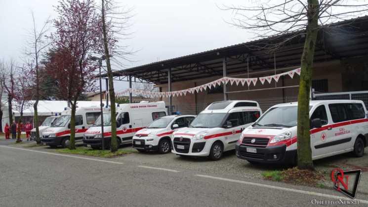 San giorgio Inaugurazione Sede e Ambulanza CRI 1