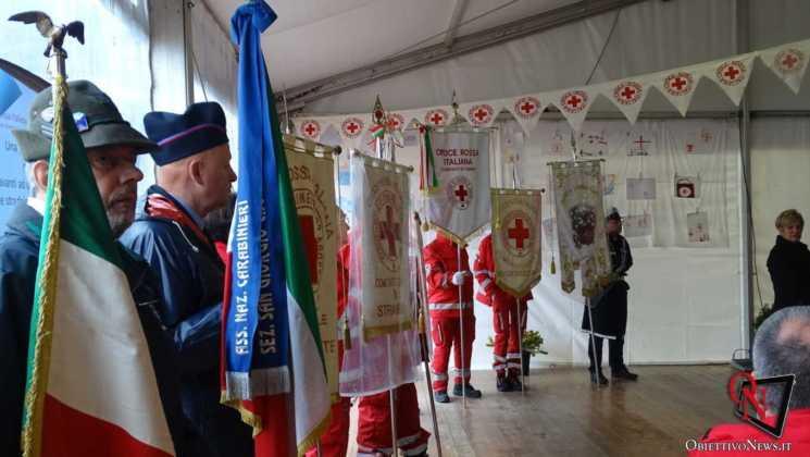 San giorgio Inaugurazione Sede e Ambulanza CRI 12
