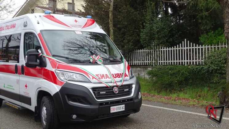 San giorgio Inaugurazione Sede e Ambulanza CRI 3