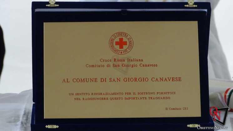 San giorgio Inaugurazione Sede e Ambulanza CRI 37