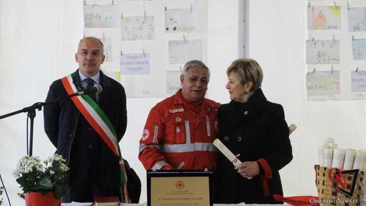 San giorgio Inaugurazione Sede e Ambulanza CRI 38