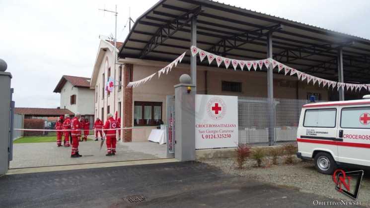 San giorgio Inaugurazione Sede e Ambulanza CRI 4