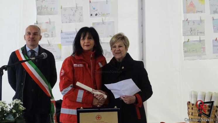 San giorgio Inaugurazione Sede e Ambulanza CRI 42