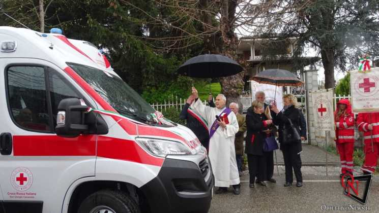 San giorgio Inaugurazione Sede e Ambulanza CRI 51