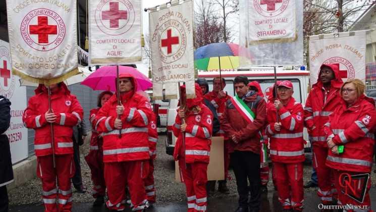 San giorgio Inaugurazione Sede e Ambulanza CRI 55