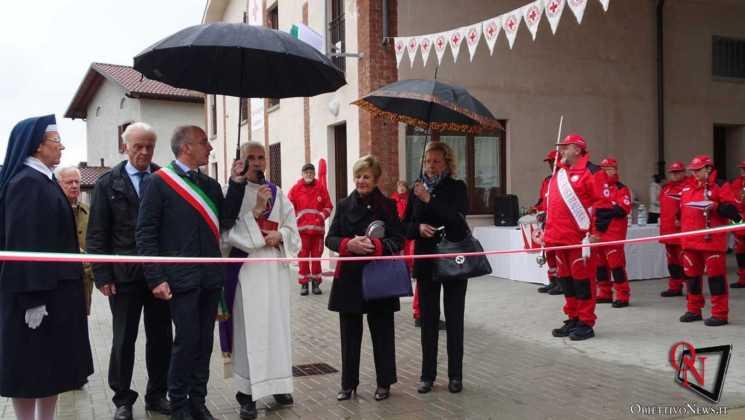 San giorgio Inaugurazione Sede e Ambulanza CRI 56