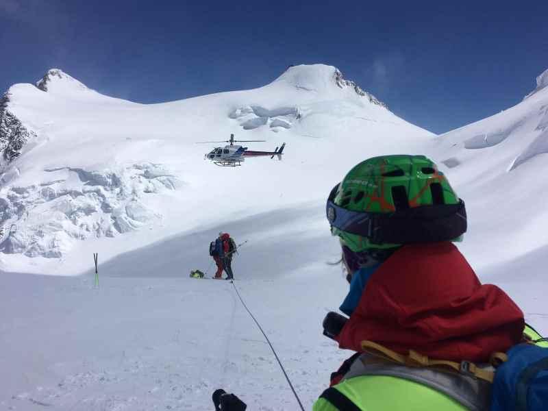 soccorso alpino neve