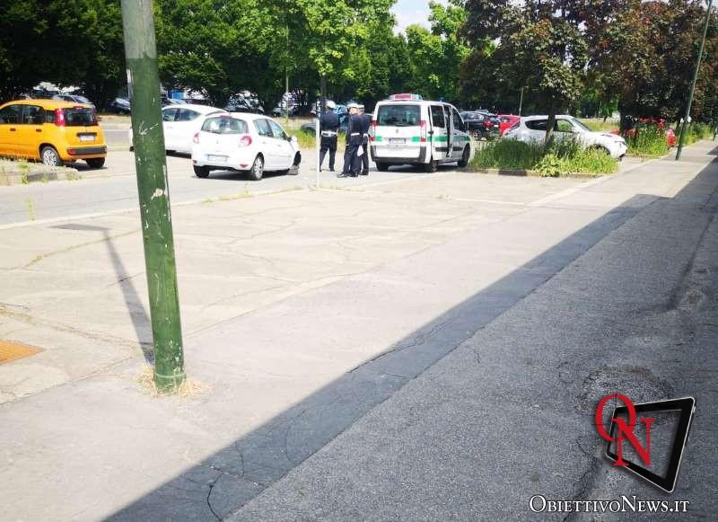 Torino donna investita in via Druento 1