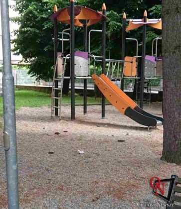 Castellamonte parco giochi Marrone 3