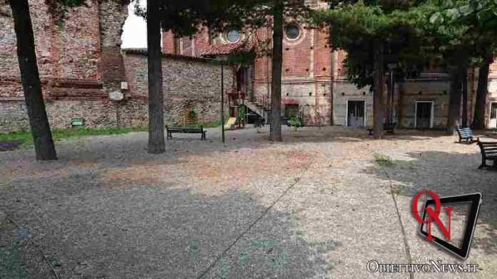 Castellamonte parco giochi Marrone 4