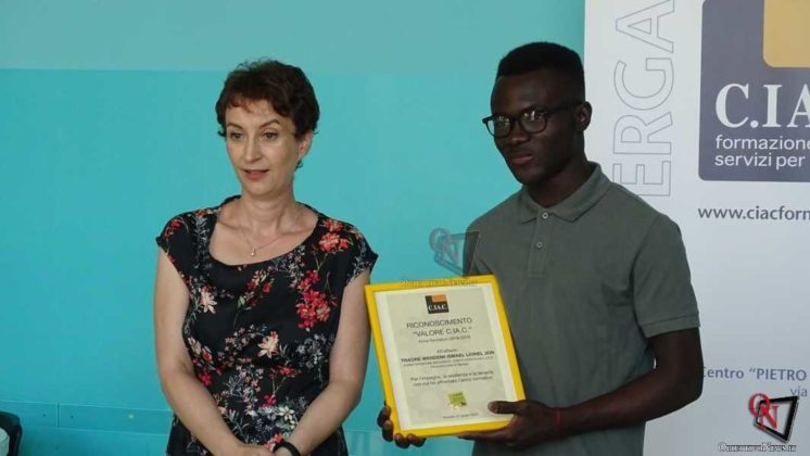Rivarolo Ciac Premio miglior Studente 8