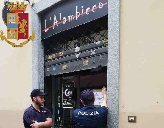 Torino sospesa lincenza alambicco1