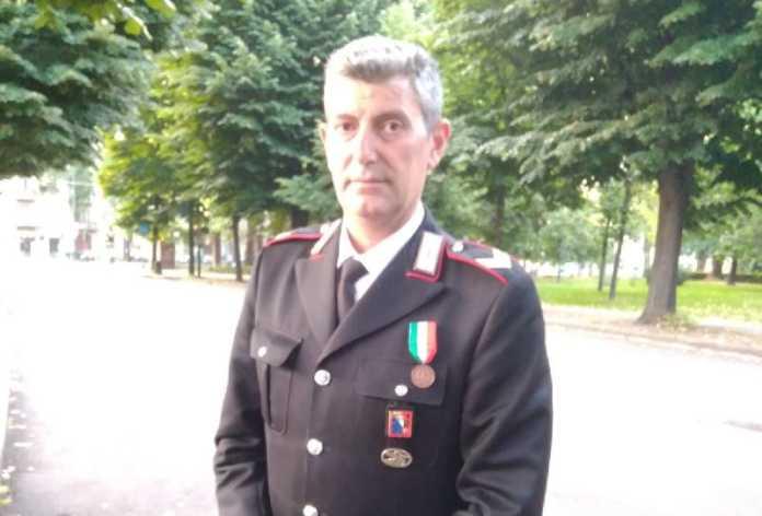 Torino venaria appuntato Michele Vallario