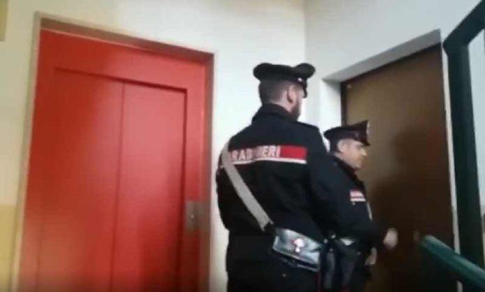 Cuorgne arrestato furto acciaio