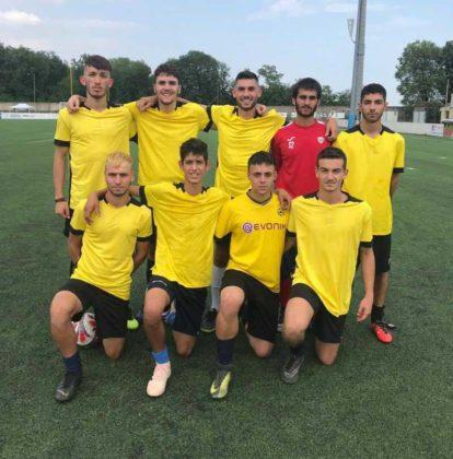 Rivarolo 24 ore torneo calcio a7 7