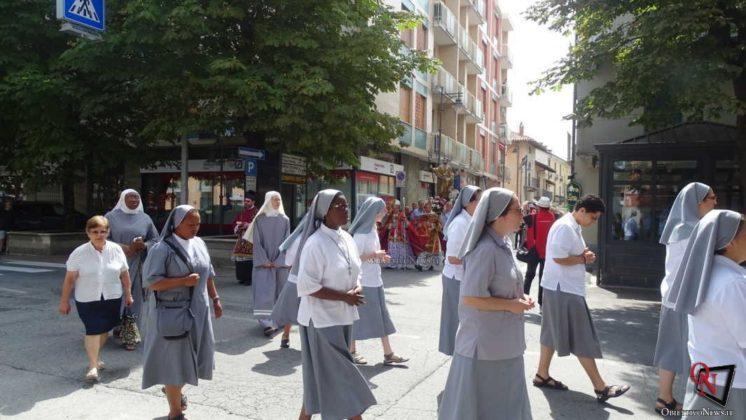 Rivarolo San Giacomo processione 2019 5