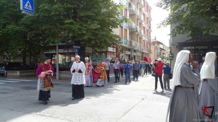 Rivarolo San Giacomo processione 2019 6