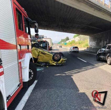 Torino incidente tangenziale collegno 4