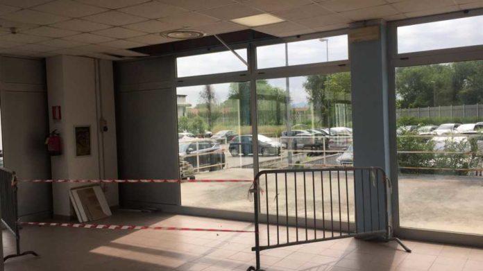 Torino nubifragio carceri mensa 3