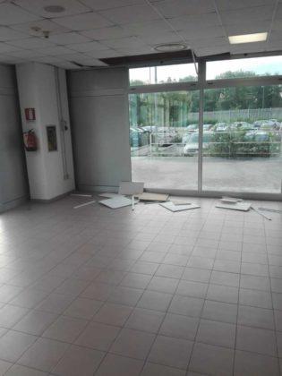 Torino nubifragio carceri mensa 5