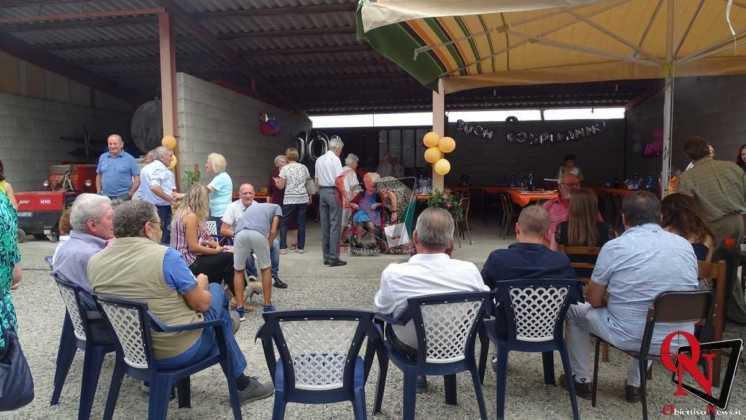 Castellamonte Spineto Festeggiamenti 100 anni nonna Anna 1