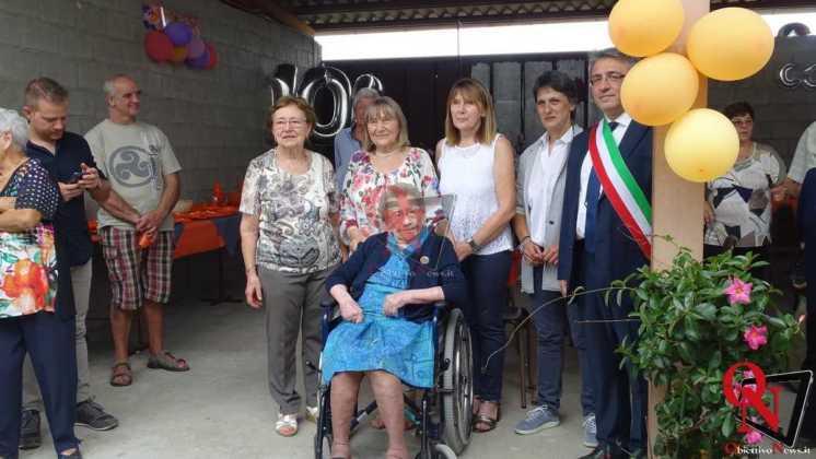 Castellamonte Spineto Festeggiamenti 100 anni nonna Anna 13