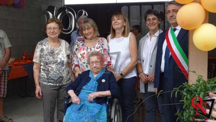 Castellamonte Spineto Festeggiamenti 100 anni nonna Anna 14
