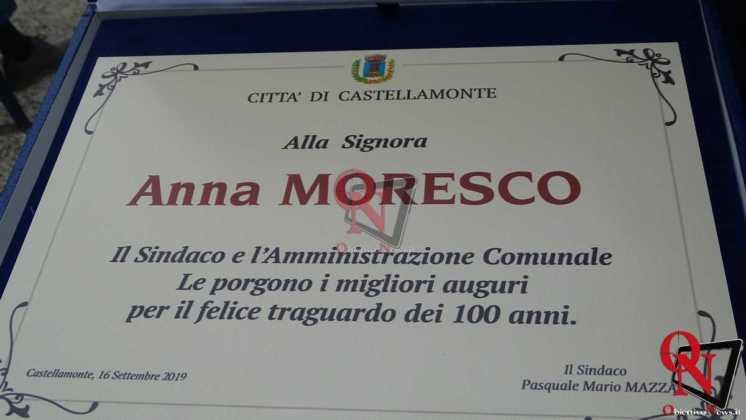 Castellamonte Spineto Festeggiamenti 100 anni nonna Anna 2