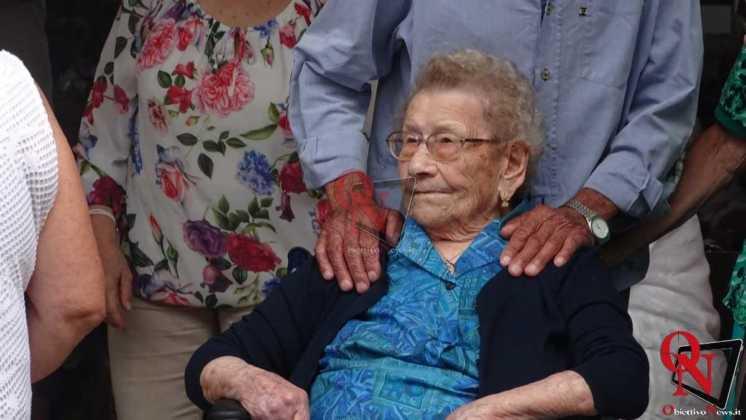 Castellamonte Spineto Festeggiamenti 100 anni nonna Anna 3