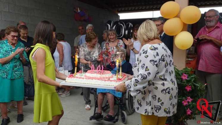 Castellamonte Spineto Festeggiamenti 100 anni nonna Anna 8