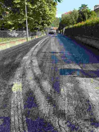 Castellamonte asfalti 1