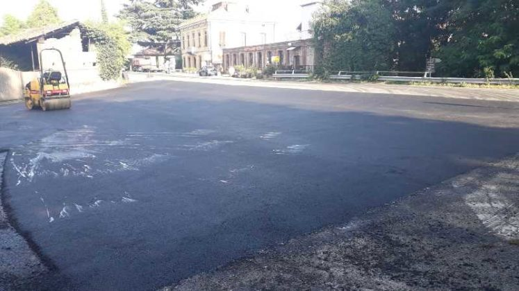 Castellamonte asfalti