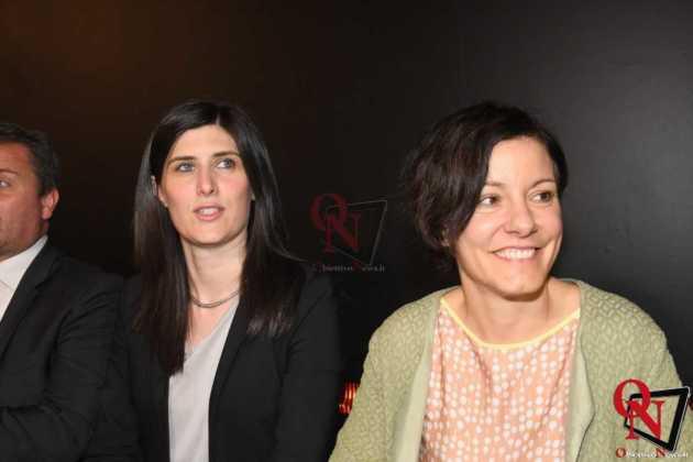 Chiara Appendino e Paola Pisano 1