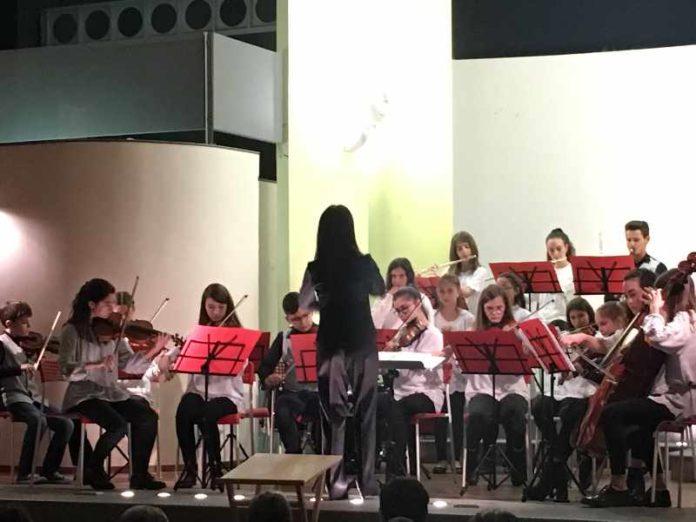 Rivarolo liceo musicale orchestra