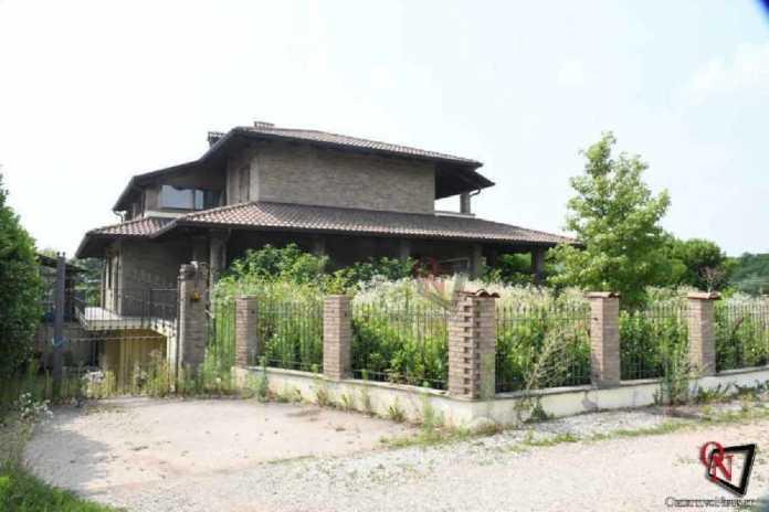 San Giusto villa confiscata Assisi 1