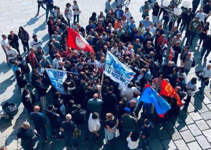 Torino incontro lavoratori ex embraco 4
