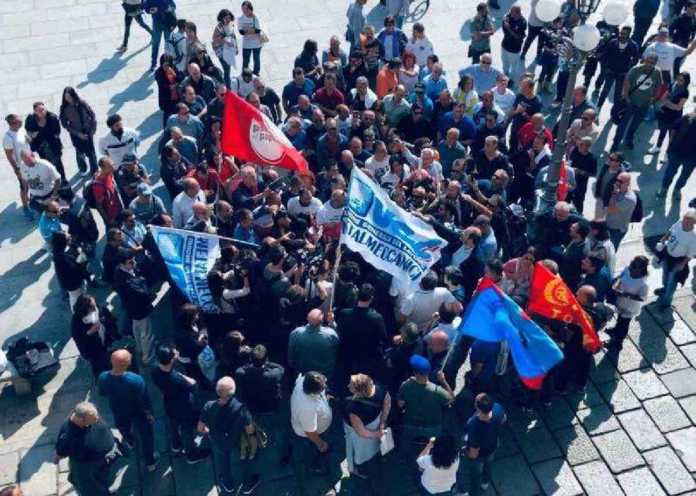 Torino protesta ex Embraco