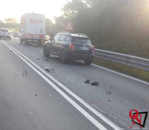 caselle incidente tangenziale 2 Res
