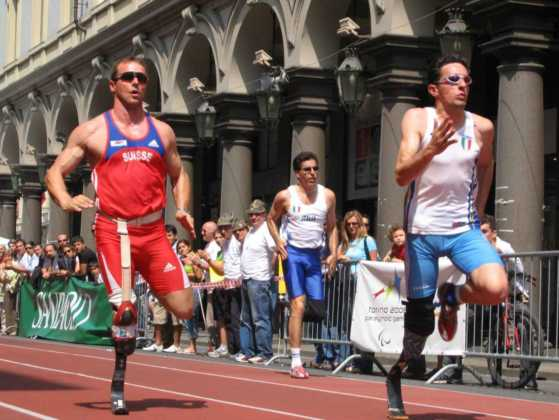 60 metri atleti amputati  1 Res