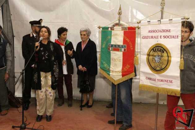 Caselle Torinese inaugurazione palatenda 4 Res