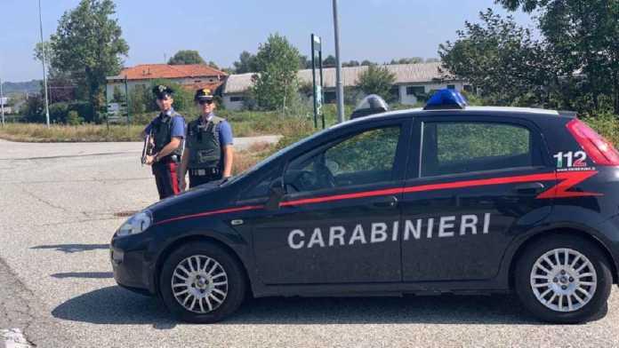 Castellamonte carabinieri 1