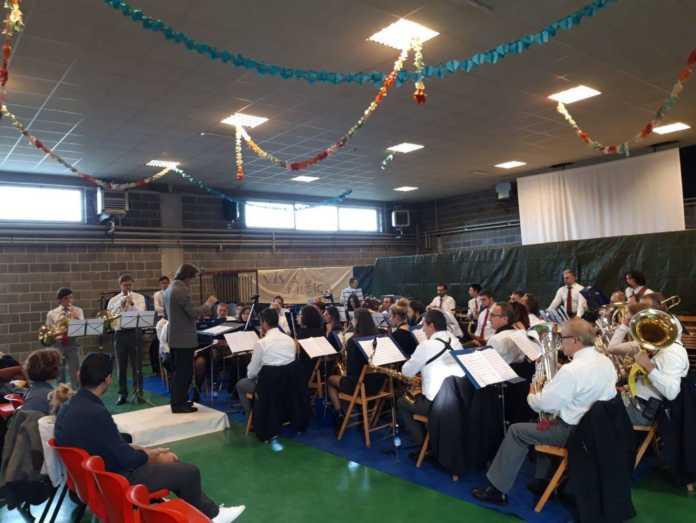 Filarmonica Rivarolese a Salussola Foto di Maurizio Vicario Res