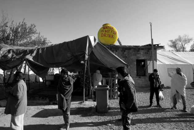 Missione umanitaria di Mamre in Bosnia 1