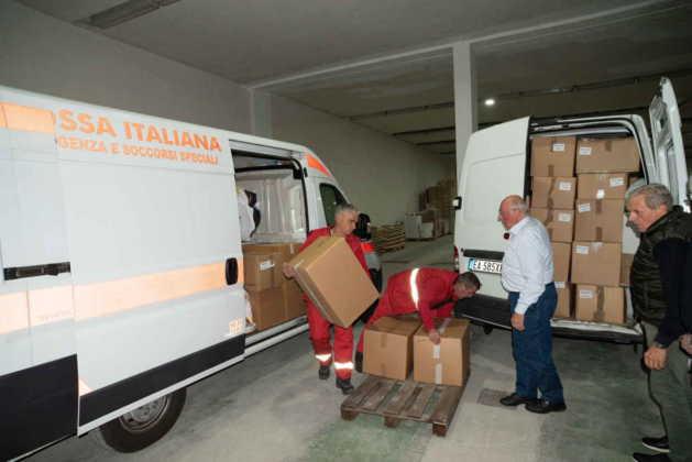 Missione umanitaria di Mamre in Bosnia 3